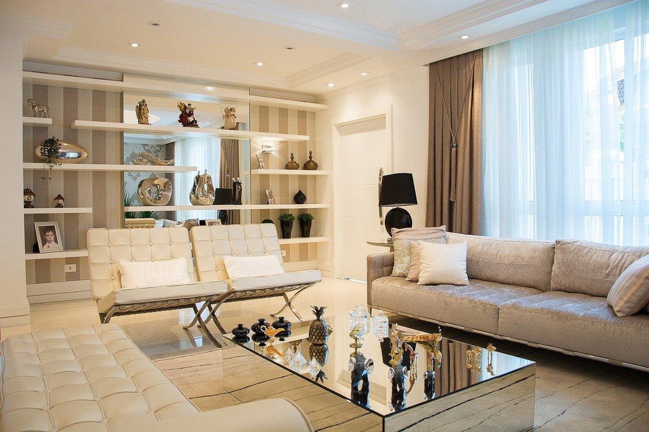 home, luggage, sofa